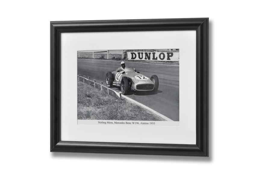 Reprodukce Stirling Moss 30x38,5