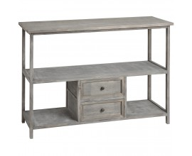 Potting Shed Shelf Unit With 2 Tool Drawers