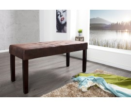 Lavice Cambridge 90cm antik braun